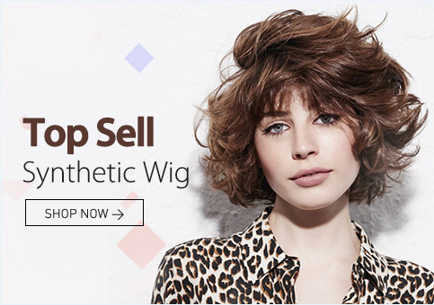 Top Sell Synthetic Wig