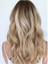 Clip In Remy Hair Long Loose Wave 9 Pcs Clip In Hair Extensions CPE006