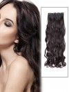 Instant One Piece Body Wave Human Hair Clip In Hair Extension CPE008