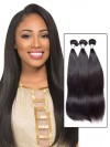 1 Bundle Virgin Straight Weave Weft Human Hair Extensions  CPW004