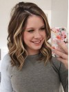 Beautiful Long Loose Wave Lace Front Remy Human Hair Wig TW008