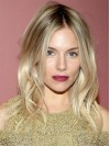 2018 Popular Long Two colors Ombre Remy Human Hair Wig