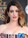 Anne Hathaway Two colors Ombre Remy Human Hair Wig
