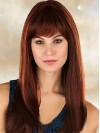 "22"" Full Bang Remy Human Hair Wig"