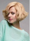 Short Natural Wave Bob Style Hair Wig amaa1710035