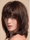 Top Quality Remy Human Hair Straight Wig amaa1710037