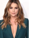 Ashley Benson Long Wavy Lace Front Wig