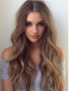 Inexpensive Wavy Lace Front Modern Human Hair Wig