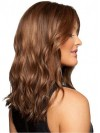 "16"" Length Classic Water Wavy Real Remy Hair Wigs"