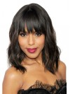 Glueless Lace Front Human Hair Wig Short Bob Lace Wig amab005
