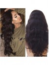Virgin Human Hair Wig Body Wave amab008