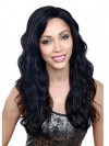 Indian Remy Hair Body Wavy Front Lace Wigs amab010