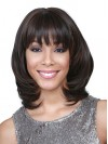 Charming Layered Bob Cut Synthetic Capless Wigs amab095