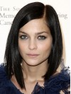 Popular Long Straight Lace Front Remy Human Hair Wig amab181