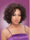 Charming Curly 100% Indian Remy Hair Wig for Black Woman