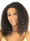 Hot Sale Medium Curly Capless Synthetic Hair Wig