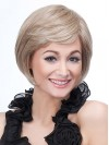 Short Straight Bobs Capless Synthetic Wigs amac004