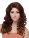 Extra Long Body Wavy Without Bangs Capless Synthetic Wigs amac056