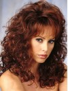 Glamourous Long Yaki Curly Capless Synthetic Wig amac1711013