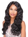 Curly Without Bangs Lace Front Copper Top Long Asyma Wigs amad057