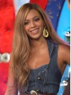 Brazilian Capless Long Wavy Brown Beyonce Wigs amae028