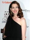 Auburn Shoulder Length Wavy Without Bangs Anne Hathaway Wigs amae096