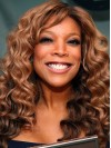 Without Bangs Curly Blonde Best Wendy Williams Wigs amae119
