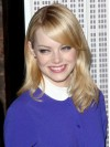 Good Blonde With Bangs Emma Stone Lace Wigs amae133