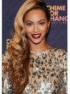 Beyonce Extra Long Water Wave Lace Front Remy Human Hair Wigs amae158