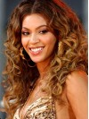 Beyonce Long Water Wave Lace Front Remy Human Hair Wigs amae159