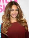 Beyonce Long Water Wave Lace Front Remy Human Hair Wigs amae169