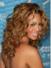 Beyonce Long Deep Curly Lace Front Remy Human Hair Wigs amae170