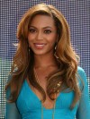 Beyonce Extra Long Water Wave Lace Front Remy Human Hair Wigs amae171