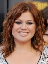 Kelly Clarkson Water Wave Lace Front Remy Human Hair Wigs amae233