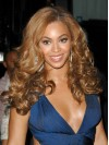 Beyonce Long Water Wave Lace Front Synthetic Wigs amae241