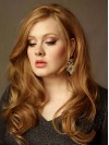 Adele Long Water Wave Capless Synthetic Wigs amae245
