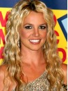 Britney Spears Long Water Wave Lace Front Synthetic Wigs amae250