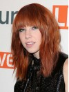 Carly Rae Jepsen Long Straight Capless Synthetic Wigs amae254