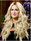 Extra Long Natural Wave Blonde New Kim Zolciak Wigs amaep008
