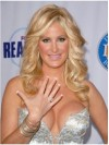 Long Fummi Kim Zolciak Synthetic Wig amaep015