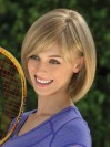 Short Straight Bobs Blonde Amazing Hand Tied Wigs amag028