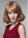 Water Wave Ends Lovely Chin Length Synthetic Capless Wig amag056