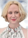 Short Bob Gorgeous Straight Synthetic Hair Lace Front Women Wig amag058
