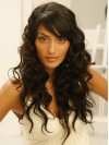 Discount Extra LongLoose Wave Capless Remy Human Hair Wig wwa1801025