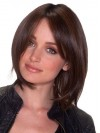 Stylish Straight Bob Remy Human Hair Capless Wig wwa1804029